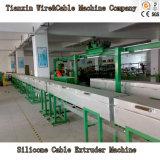 Machine à grande vitesse d'extrusion de tube de pipe de silicones