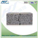 El panel de emparedado incombustible del aislante sano EPS para la casa modular