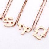 2017 de Hete Vrouwelijke Juwelen van de Halsband van de Juwelen van de Manier van Nieuwe Producten Goud Geplateerde