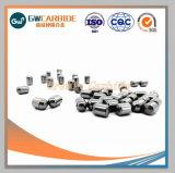 固体炭化物高精度の鋭いボタンビット