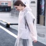 Долго трость EVA толстых Rainwear Универсальный водонепроницаемый Poncho пешие экскурсии колпачковая плащ включают в себя положение Schoolbag