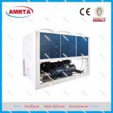 Pompa termica aria-acqua a vite del refrigeratore