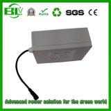 Shenzhen Wholesales wasserdichte Sicherung-Solarstraßenlaterne-12V LiFePO4 Li-Ionbatterie