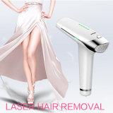Cabelo permanente da lâmpada instantânea de face de corpo 2 da máquina da remoção do cabelo do laser IPL dos pulsos da remoção 300000 do cabelo do laser de Lescolton que raspa a ferramenta