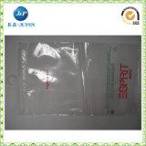 Bolso claro de la ropa interior del PVC con el gancho de leva () JP-plastic026)