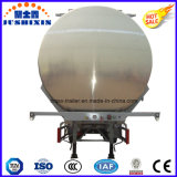 Acoplado de aluminio de acero modificado para requisitos particulares del depósito de gasolina de la alta calidad 3-Axle