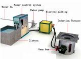380V industriel de haute qualite four de fusion par induction
