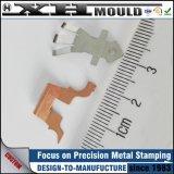 Métal fait sur commande d'OEM estampant la plaque en acier de ressort