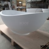 Indoor Bathroom Furniture Resin Stone Bathtub