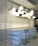 L'illuminazione moderna creativa della sospensione di vetro glassato decora la lampada Pendant dell'interno