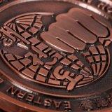自由な3DデザインメダルTaekwondoクラブメダル