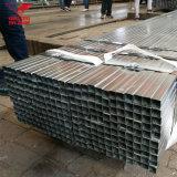 Sezione quadrata rettangolare saldata galvanizzata tuffata calda della cavità del tubo del tubo d'acciaio di Rhs S235jr di Shs