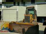 Caso 850g del bulldozer di seconda mano/usato per il bulldozer del cingolo di caso della costruzione