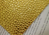 1100 색깔은 훈장 루핑을%s 치장 벽토에 의하여 돋을새김된 알루미늄 장을 입혔다