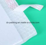 Белый Co-Extrusion мембраны пакет из пузырчатой пленки.