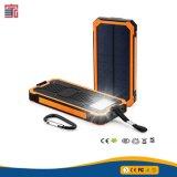 Горячие продавая 20000mAh делают крен водостотьким солнечной силы для заряжателя телефона
