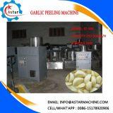 작동되는 영상은 마늘 Peeler 제공한 기계 (산출 600kg/h)일 수 있다