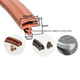 Тип слота TPE деревянной дверью резиновое уплотнение