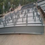 Einfache Installation fabrizierte Zelle-Stahlentwurf vor