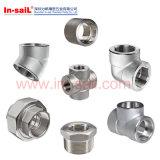 管付属品のための精密CNCの機械装置腺ナット