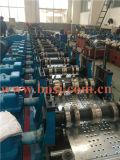 Tablones del andamio que forman la máquina usada para el proyecto Indonesia del puente