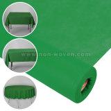 100% biodégradable PP tablecloth 9# vert