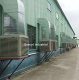 Охладитель нагнетаемого воздуха при испарении промышленные системы охлаждения