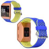 cinturino del silicone di sport di 22mm per Fitbit ionico