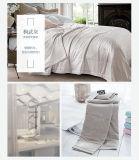 Jogo de bambu do Comforter do hotel do Quilt da fibra