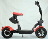 コロンビアの顧客のための小型電気スクーターを折る36V 250W