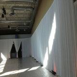 携帯用正方形2.1m-3.6mの管は結婚式のためのシステム豪華な背景幕をおおい、