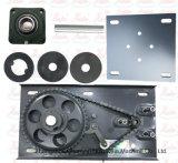 Motor del obturador del rodillo del motor de la puerta del balanceo de AC1000kg 1p
