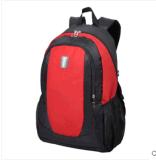Doubel empurra o saco de escola Backopack da trouxa com boa qualidade para a venda por atacado