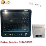 Nouveau modèle du moniteur patient médical Sun-700Ko avec le plus bas prix de promotion