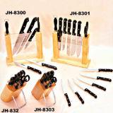 Poignée en bakélite couteau --JH-8300,JH-8301,JH-8302,JH-8303