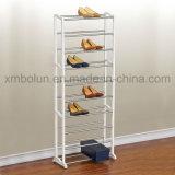 Estante de moda de los estantes/de los zapatos de la flor del metal del nuevo listado para el hogar