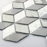Декоративная плитка мозаики цветного стекла плитки стены ванной комнаты