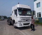 Sinotruk HOWO 4X2 290-420HP LKW-Schlussteil-Kopf-Traktor