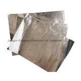 De Brand van de aluminiumfolie en de Hittebestendige Doek van de Glasvezel