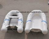 Liya 2.4-4.2m costela barata barco inflável Fabricante China barco de borracha