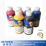 Inchiostro universale di sublimazione di colori delle tinture 4 o 6 della Cina