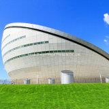 Non-Combustible Comités van de Honingraat van het Aluminium PVDF voor de Raad van de Tentoonstelling van de Systemen van de Vertoning