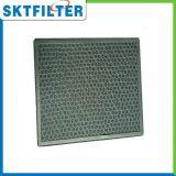 Filtro activado panal del carbón para el aire acondicionado central