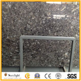 Quartz noir fausse pierre artificielle pour les carreaux et les comptoirs