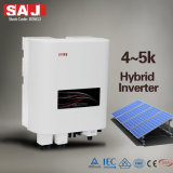SAJ 4 квт/5 Квт Чистая синусоида одна фаза гибридных IP65 инвертора солнечной энергии