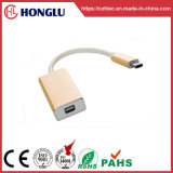 Male UNIVERSAL SYSTEM BUS Type-C/Mini Displayport Female Converter