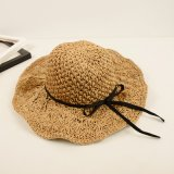 La mode loisirs été Custom Cap chapeau de paille