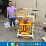 手動卵の層のブロック機械か移動式ブロックの煉瓦機械