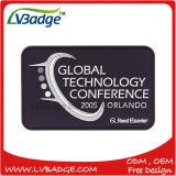 Pin personalizzato del risvolto del distintivo del metallo di marchio di stampa di alta qualità