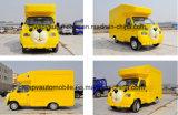 Beau design boutique mobile Véhicule 2 tonnes boisson froide chariot